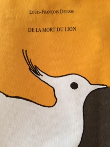 de la mort du lion