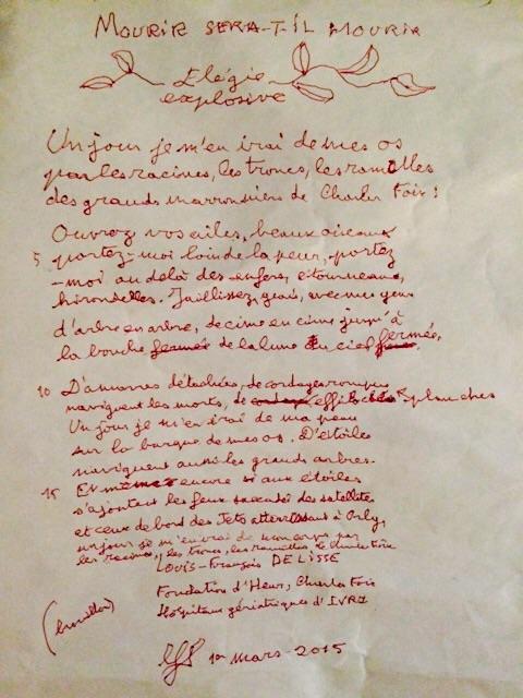 Urgences poétiques d'Anne-Marie Pédezert