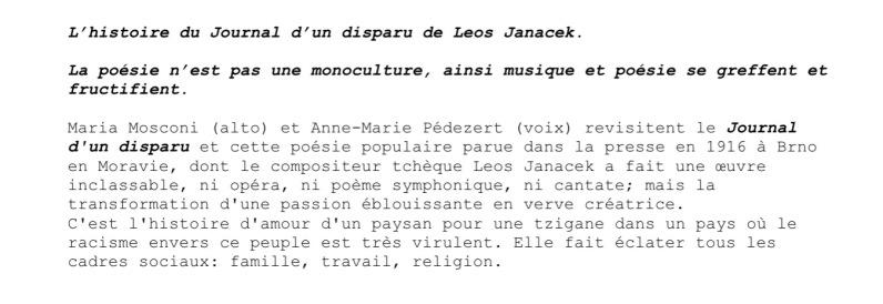 AMP2R et Maria Mosconi
